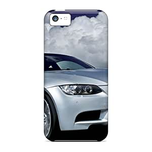 Protective Cell-phone Hard Cover For Iphone 5c With Custom Lifelike Bmw M3 Image AaronBlanchette