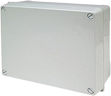 Famatel 3075 - Caja derivación estanca 310x240 tornillos: Amazon.es: Bricolaje y herramientas