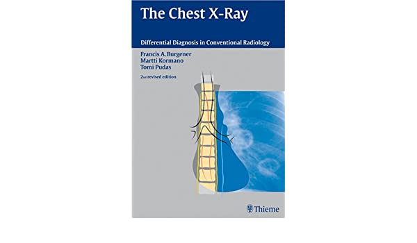 Manual The Chest X-Ray (Differential Diagnosis in