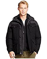 Polo Ralph Lauren Quilted Wool Mens' Jacket