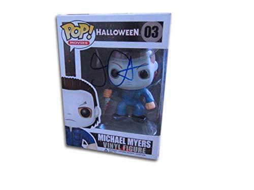 John Carpenter Signed Autographed Pop! Figure Halloween Mike Myers JSA DD72551]()
