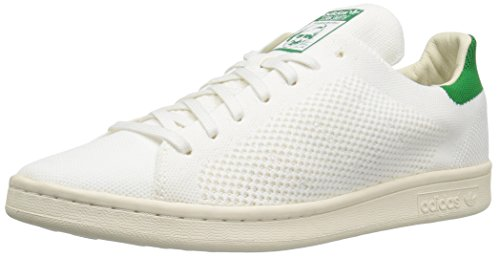 adidas Originals Men's Stan Smith OG PK Fashion Running Shoe, Chalk White, (10 M US)