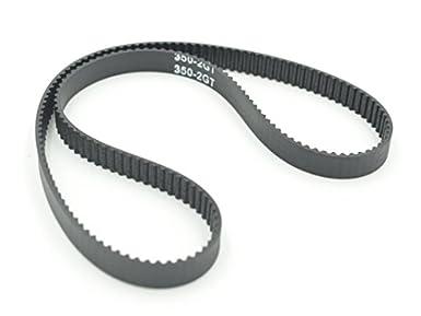 Leyal 100meters Rubber GT2 open timing belt width 6mm GT2-6mm for 3d printer RepRap Mendel Rostock CNC GT2 belt pulley