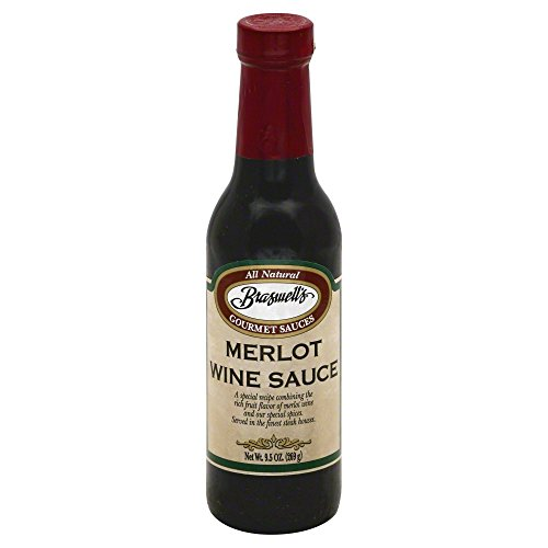 Braswell's Merlot Wine Sauce 9.5fl.oz (Pack of ()