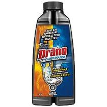 Drano Foamer Clog Remover, 500ml