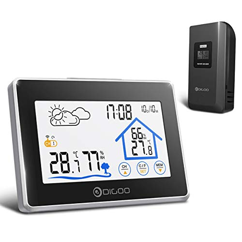 DIGOO Weather Stations Wireless