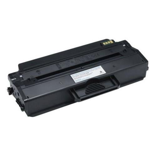 tridge for B1260DN/B1265DNF, Black (Dell B1260dn Laser Printer)