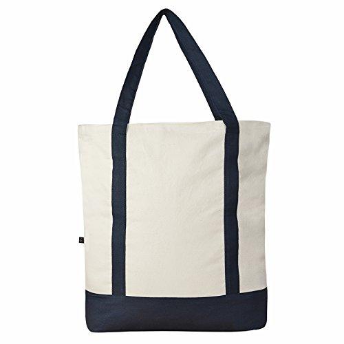 Beale Street 56 ::: Shopping-Bag mit Wunschnamen ::: mit Seepferdchen-Motiv aPnuOrR3