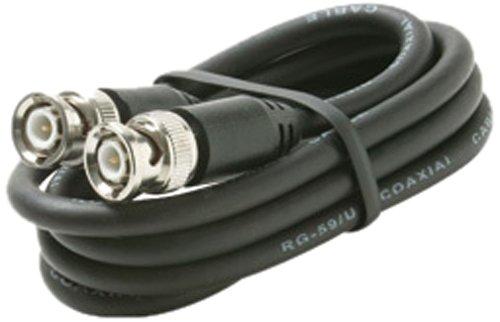 Steren 205-523 3-Feet BNC-BNC RG58 Cable
