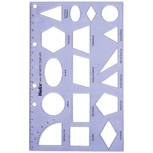 Geometric Stencil: Amazon.com
