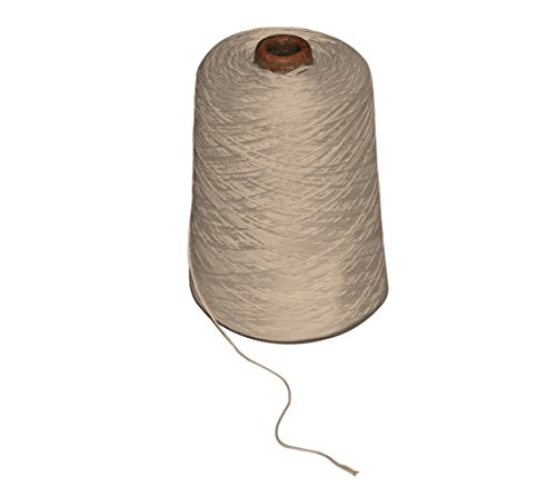 Sullivans Six Strand Embroidery Cotton, 1 pound cone Very Light Beige Brown