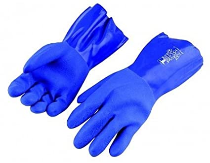 GUY COTTEN - Gants Professionnels BN30 - Bleu, M