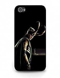 Iphone 5 Case, Amazing Thor Image Ultra Slim Bumper Case for Iphone 5S 7901214M749987493
