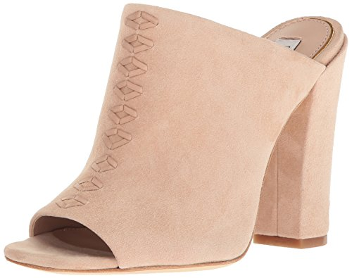 Boho-Chic Vacation & Fall Looks - Standard & Plus Size Styless - Rachel Zoe Women's Salana Dress Sandal, Nude, 7.5 M US