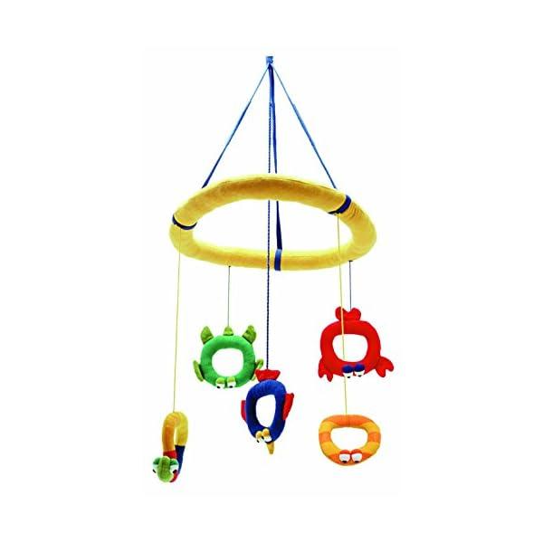 Fürnis 503 Mobile Ring – Hanging Toys, Multi Colour