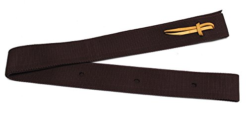 2″ x 72″ Nylon Latigo Cinch Strap Holes Nylon Tie Strap