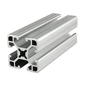 "80/20 Inc., 1515-ULS, 15 Series, 1.5"" x 1.5"" Ultra Lite Smooth T-Slotted Extrusion x 48"" from 80/20 Inc."