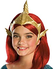 Rubie's Girls Aquaman Movie Deluxe Mera Tiara Costume Head
