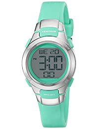 Armitron Sport Women's 45/7012TEL Digital Display Quartz Blue Watch