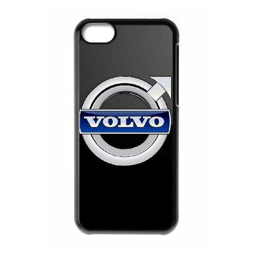 Volvo JC42PW8 cas d'coque iPhone de téléphone cellulaire 5c coque C3ER5C0RJ