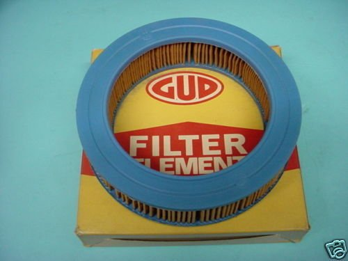 GUD Ford Cortina MK3 New Air Filter AG452