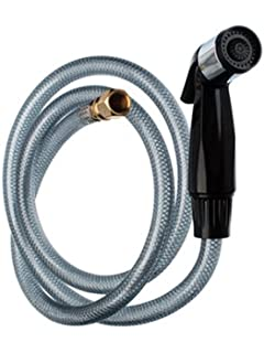 Danco 80762 Kitchen Spray Hose And Head Assembly, Black
