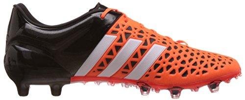 Blanc Fg High Adidas Homme Orange Chaussures Noir Pour Ag Control Football De vw66TEBWq