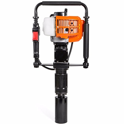 9TRADING Powered Energy Gasoline Gas Pile Driver T-Post Driver Farm Fence Necessary Kit,Free Tax,Delivered Within 10 Days
