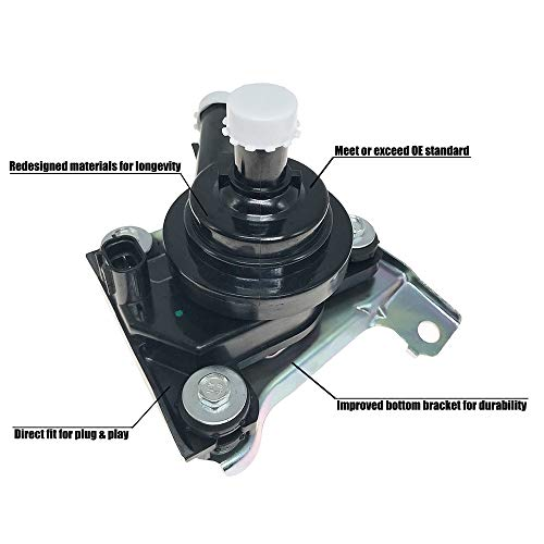 ooling Inverter Water Pump Assembly with Bracket & Seals for 2004-2009 Toyota Prius Hybrid Replace OE# G902047031 04000-32528 0400032528 ()