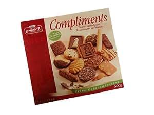 Lambertz Compliments Biscuit Assortment Gift 500g