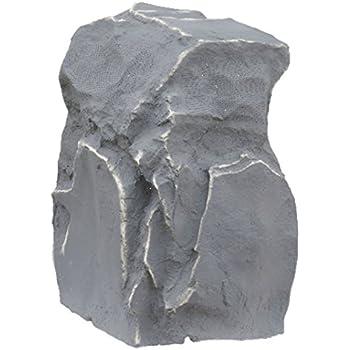 Amazon.com: Bocinas Tic con diseño de roca Pizarra ...