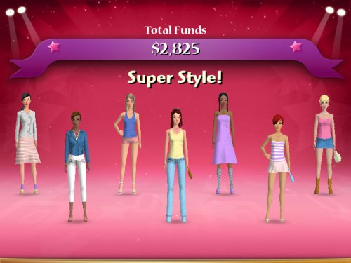 Fashion Solitaire - Free Online Fashion 88
