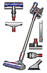 The New Dyson V8 Animal Cordless Vacuum Cleaner is the most Versatile Handheld out there, with Whole Hepa Filtration, Dyson's Digital Motor V8, and a Max Power Mode there's no place dirt can hide! The Dyson V8 Animal cordless vacuum comes equipped a ...
