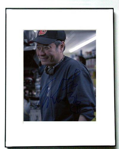 - Eng Lee Autographed Signed Framed Photo AFTAL