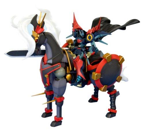 コトブキヤ スーパーロボット大戦 ORIGINAL GENERATIONS 武神装攻ダイゼンガー 逸騎刀閃 ノンスケールプラスチックキット B0011XFOQ0