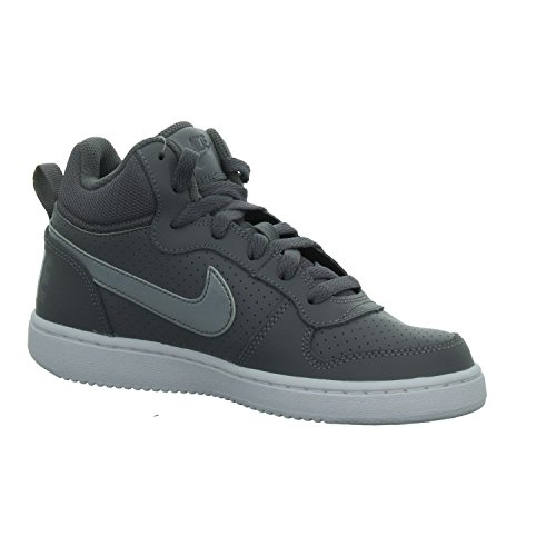 Chaussures Multicolore gunsmoke white 005 Basketball De Court gunsmoke Mid Nike Femme gs Borough w8xRITaq