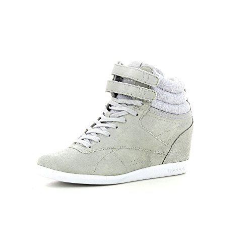 Reebok Freestyle Wedge Night Out - Grau - 41