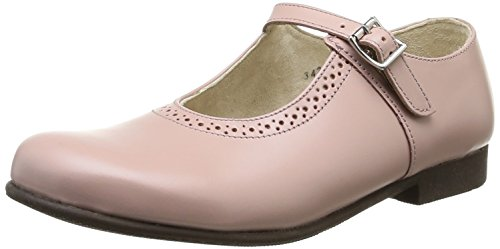 Start Rite - Scarpe elegante Clare, Bambina, Rosa (Rose (Pink Leather)
