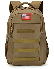 outdoor plus Camo Backpack, 40L Travel Backpack,USB Charging Port Laptop Backpack for Teen