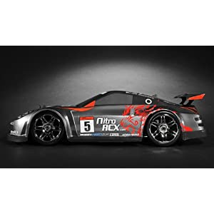 1/8th Exceed RC MadDrift Electric Brushless Racing Edition RTR Ready to Run Drift Car (Grey)CHARGER IS NOT INCLUDED AND IS SOLD SEPARATELY