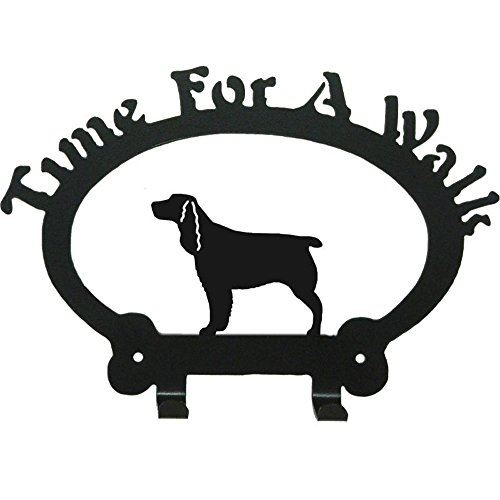 English Springer Spaniel Leash Holder (Holder Spaniel Leash Springer)