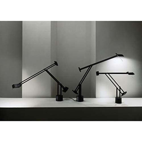 Artemide Tizio Table Lamp | Black - Micro - Incandescent