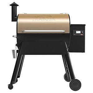 Traeger Pellet Grills TFB78GZE Pro Series 780 Pellet Bronze Grill, Smoker