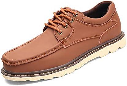 Zapatos Mocasines para hombre 2018 Cómodo paño grueso y suave de invierno para hombre Dentro de los zapatos de gran tamaño de ocio superior superior ...