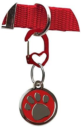 Bow Wow Meow eZe Clip | Clip Rapido de Chapas de Mascotas para Perros y Gatos