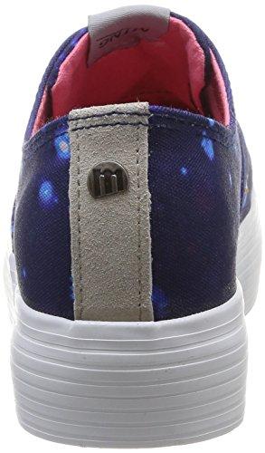 MTNG 69571 Bleu Sportives Azul Stelar Baskets Femme rrdwzq4H