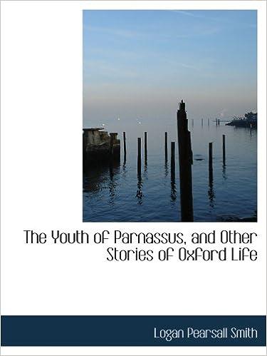 Descargar libros electrónicos gratis italiano The Youth of Parnassus, and Other Stories of Oxford Life 0559713274 en español PDF FB2 iBook
