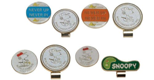 Golf Ball marker snoopy X-797 color:golf course from japan by Snoopy (Image #1)