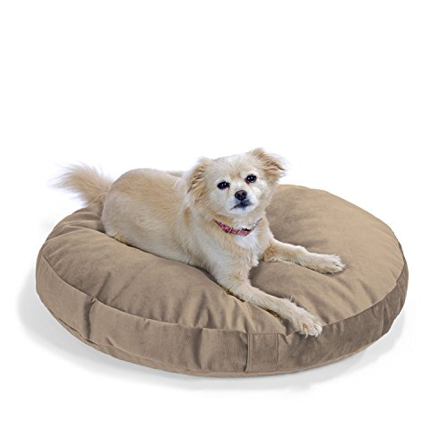 Take Ten Small Luxury Dog Bed – Multiple Colors / Orthopedic Grade Foam / Hair Wipes Off with A Single Swipe Review