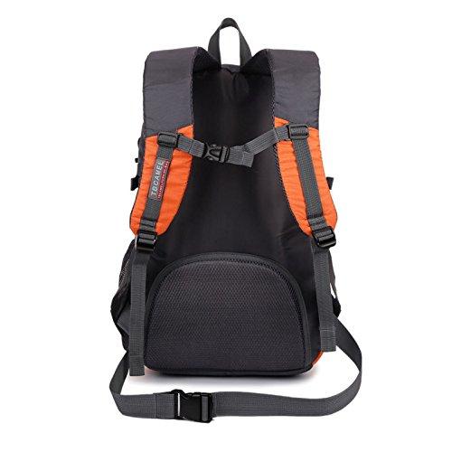 HCLHWYDHCLHWYD-montar al aire libre del alpinismo mochila bolsa de hombres y mujeres viajan mochila 35L bolsa de deporte mochila , 1 2